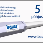 5 põhjust, miks valida Bauer